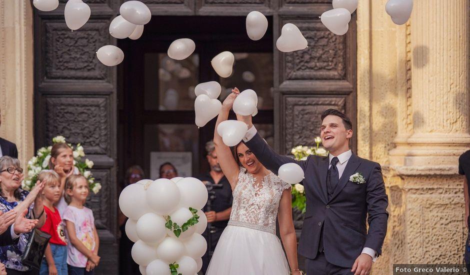 Il matrimonio di Gianluca e Kristina a Otranto, Lecce