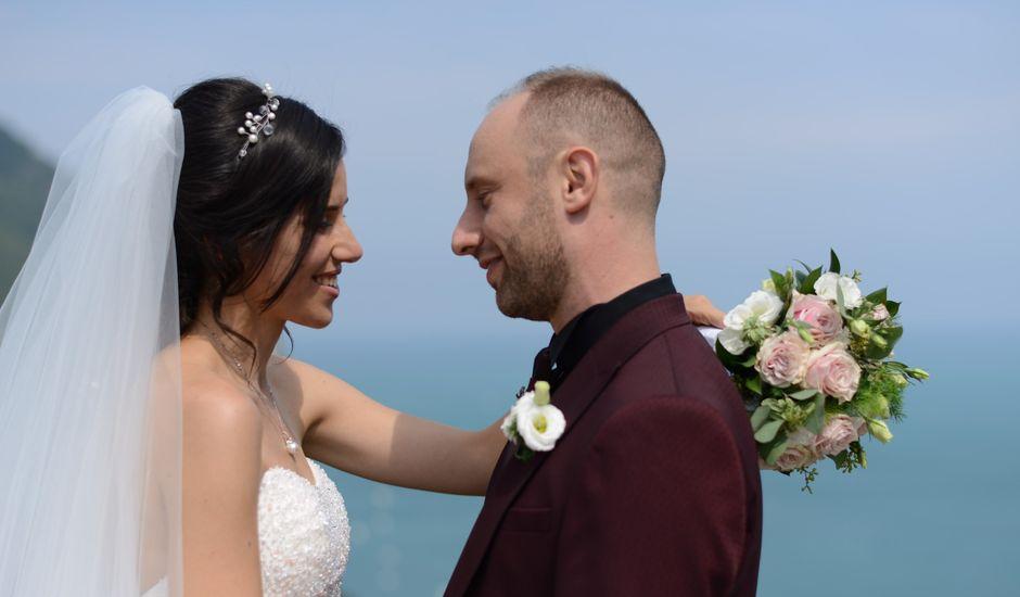Il matrimonio di Anael e Silvia a Porto Recanati, Macerata
