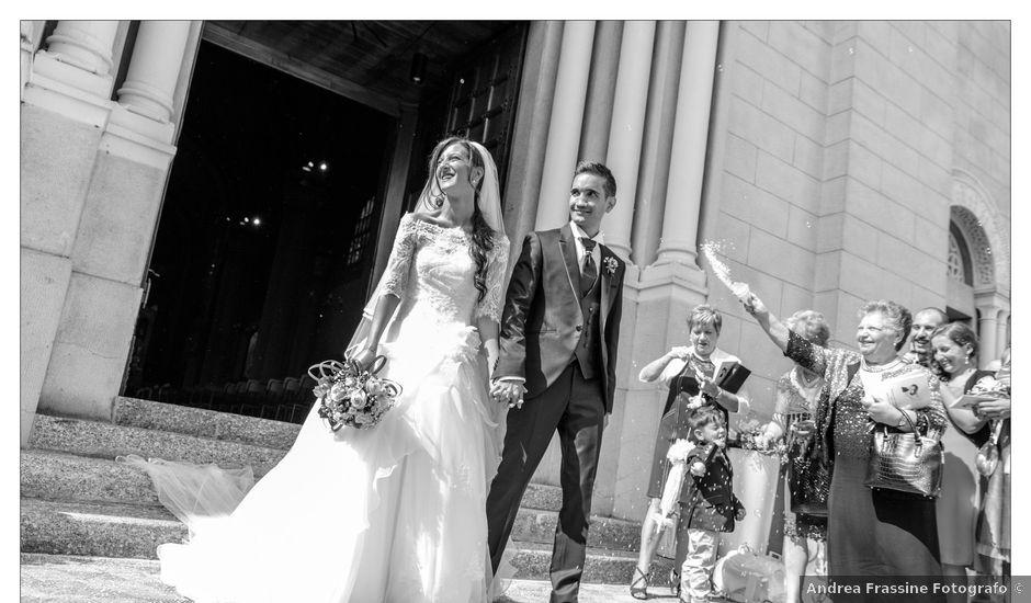 Il matrimonio di Marco e Roberta a Valgreghentino, Lecco