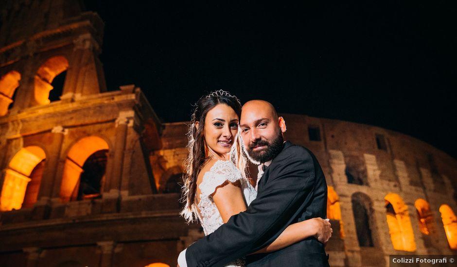 Il matrimonio di Flavio e Fabiana a Roma, Roma
