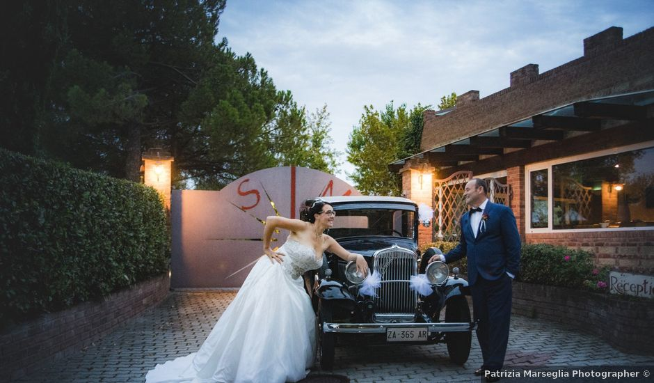 Il matrimonio di Roberto e Carmela a Altavilla Monferrato, Alessandria