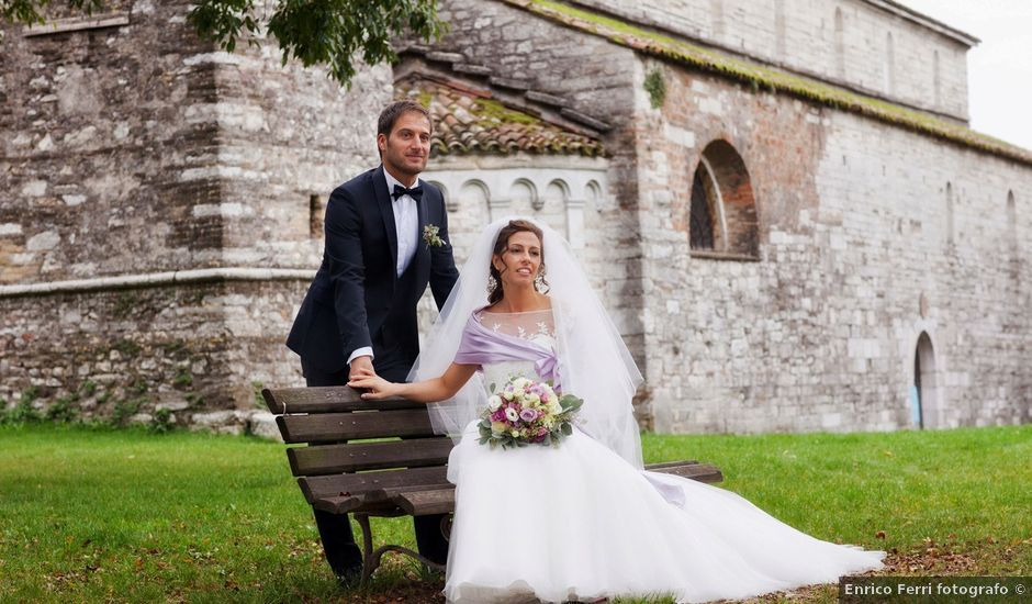 Il matrimonio di Diego e Enrica a Lonato del Garda, Brescia