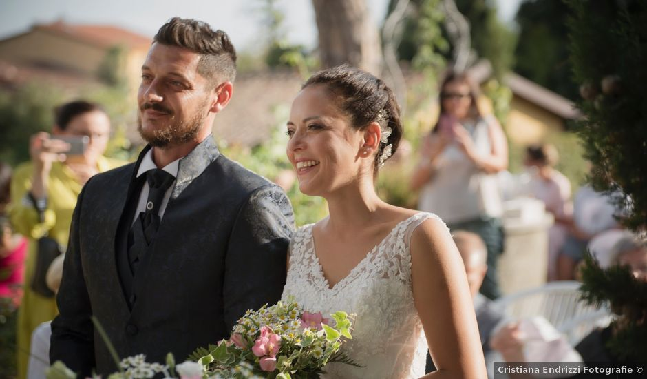 Il matrimonio di Virginia e Alessandro a Sarzana, La Spezia