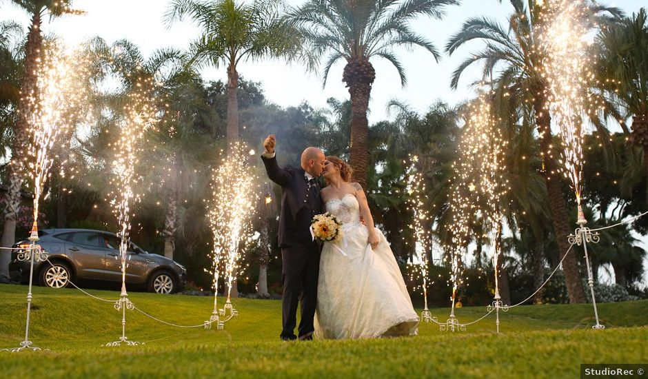 Il matrimonio di Valentina e Orazio a Catania, Catania