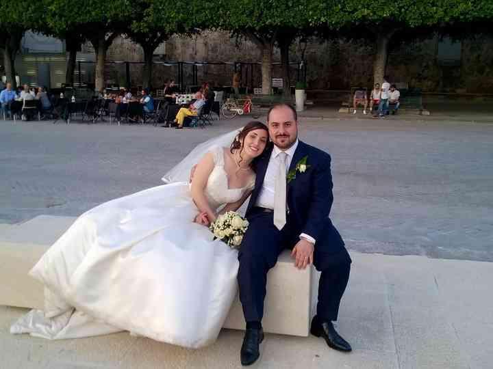Le nozze di Federica e Piero