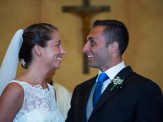 Le nozze di Tanja e Riccardo