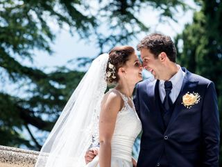 Le nozze di Arianna e Maurizio