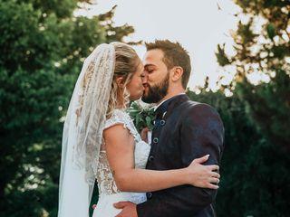 Le nozze di Miry e Tania