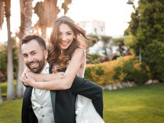 Le nozze di Maria e Umberto