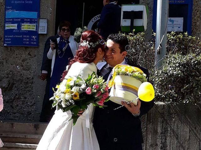 Il matrimonio di Yudy e Ricky a Cornate d'Adda, Monza e Brianza 3
