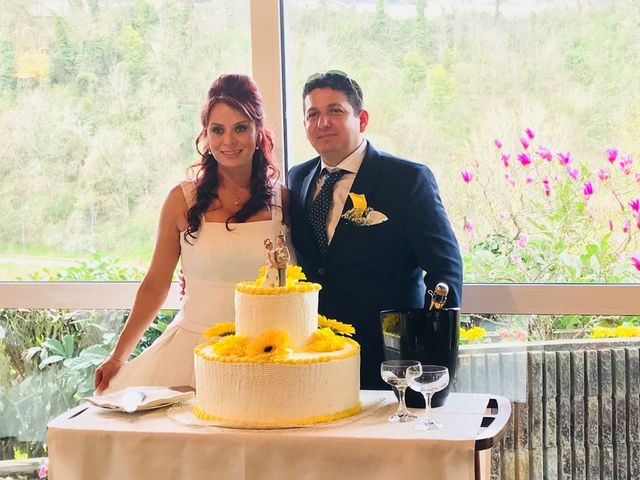 le nozze di Ricky e Yudy
