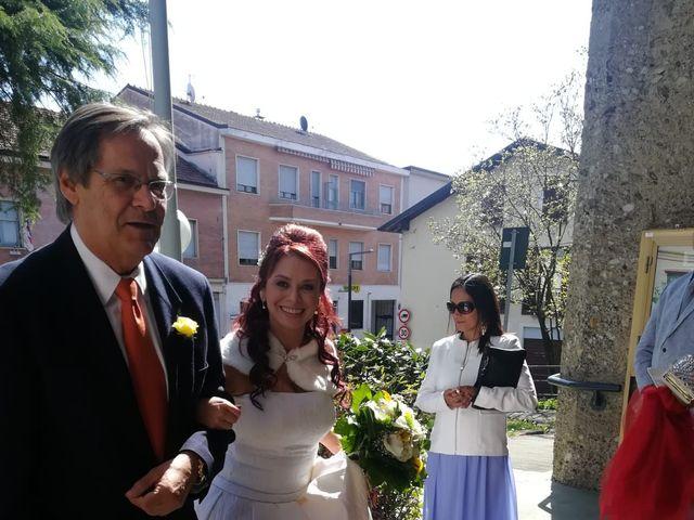 Il matrimonio di Yudy e Ricky a Cornate d'Adda, Monza e Brianza 1