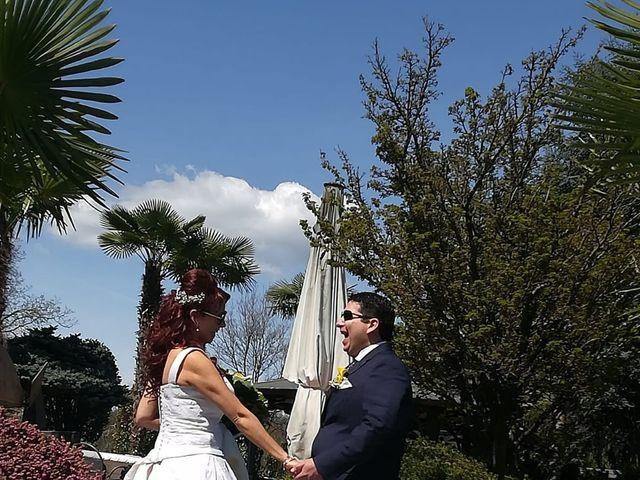 Il matrimonio di Yudy e Ricky a Cornate d'Adda, Monza e Brianza 7