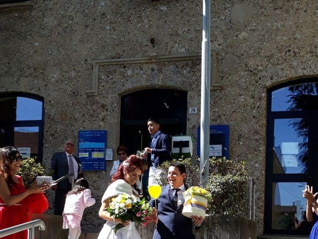 Il matrimonio di Yudy e Ricky a Cornate d'Adda, Monza e Brianza 8