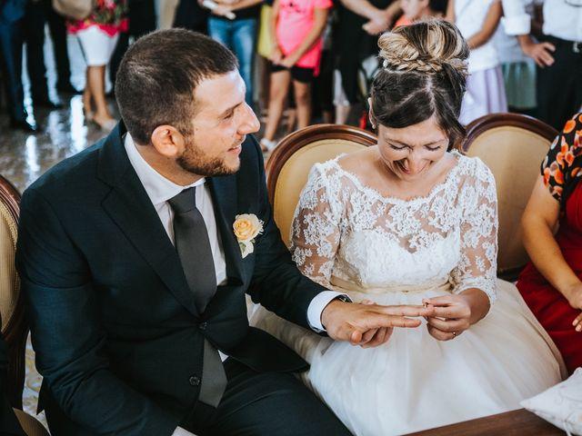 Il matrimonio di Fabio e Ilaria a Napoli, Napoli 39