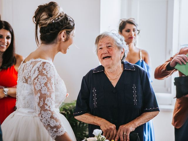 Il matrimonio di Fabio e Ilaria a Napoli, Napoli 42