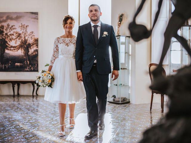 Il matrimonio di Fabio e Ilaria a Napoli, Napoli 47