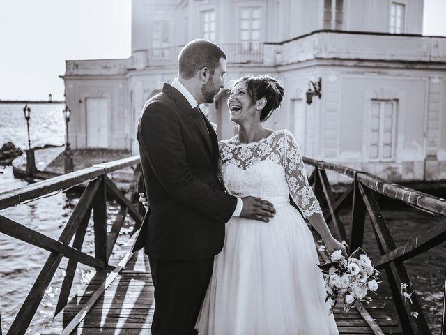 Il matrimonio di Fabio e Ilaria a Napoli, Napoli 1