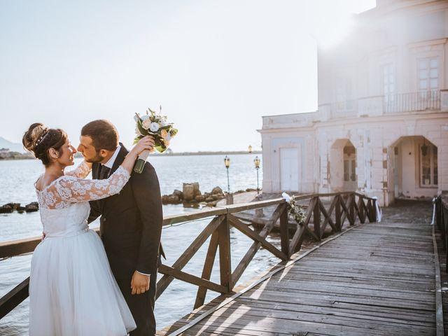 Il matrimonio di Fabio e Ilaria a Napoli, Napoli 53