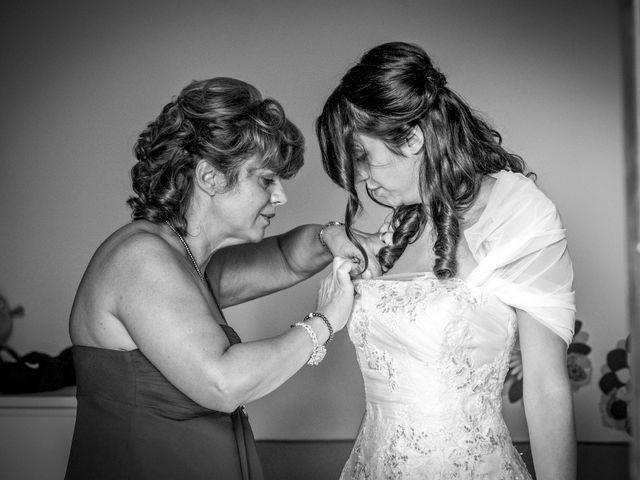 Il matrimonio di Frank e Viviana a Calco, Lecco 3