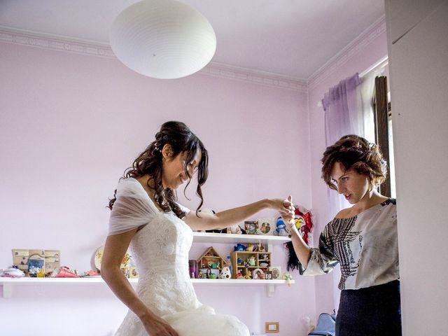 Il matrimonio di Frank e Viviana a Calco, Lecco 5
