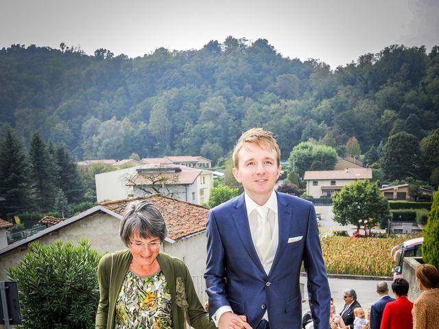 Il matrimonio di Frank e Viviana a Calco, Lecco 9