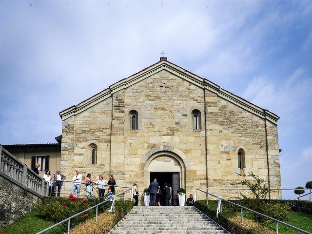 Il matrimonio di Frank e Viviana a Calco, Lecco 10