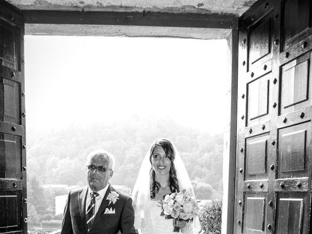 Il matrimonio di Frank e Viviana a Calco, Lecco 11