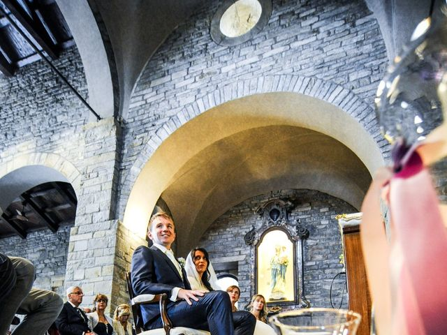 Il matrimonio di Frank e Viviana a Calco, Lecco 12