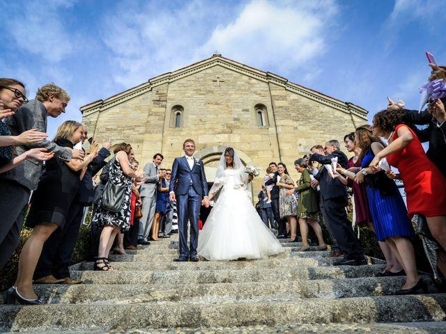 Il matrimonio di Frank e Viviana a Calco, Lecco 14