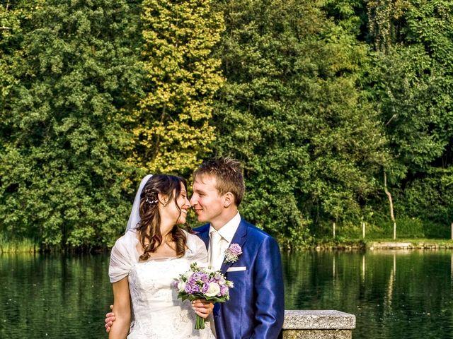 Il matrimonio di Frank e Viviana a Calco, Lecco 15