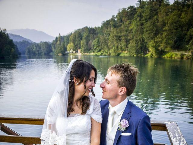 Il matrimonio di Frank e Viviana a Calco, Lecco 16