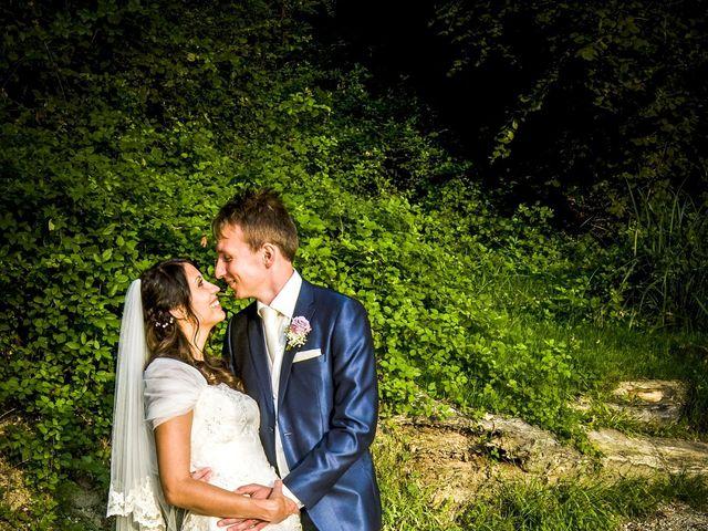 Il matrimonio di Frank e Viviana a Calco, Lecco 17
