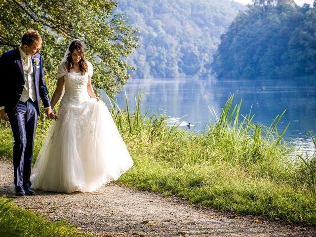 Il matrimonio di Frank e Viviana a Calco, Lecco 19
