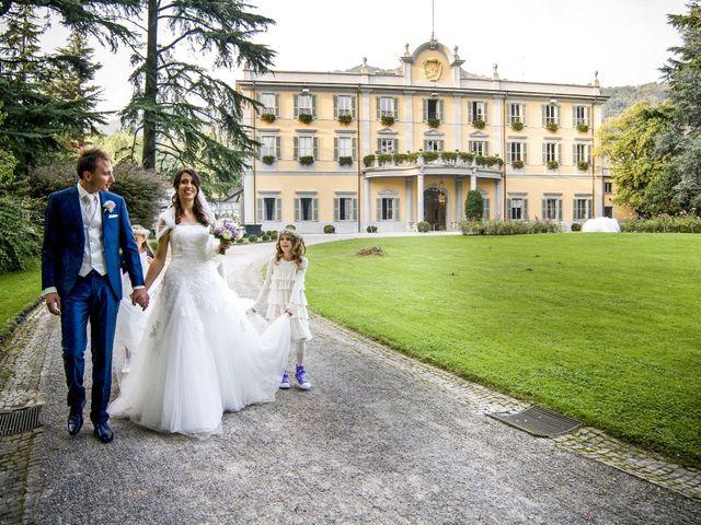 Il matrimonio di Frank e Viviana a Calco, Lecco 1