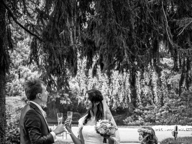 Il matrimonio di Frank e Viviana a Calco, Lecco 20