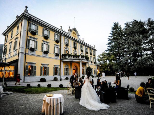 Il matrimonio di Frank e Viviana a Calco, Lecco 26