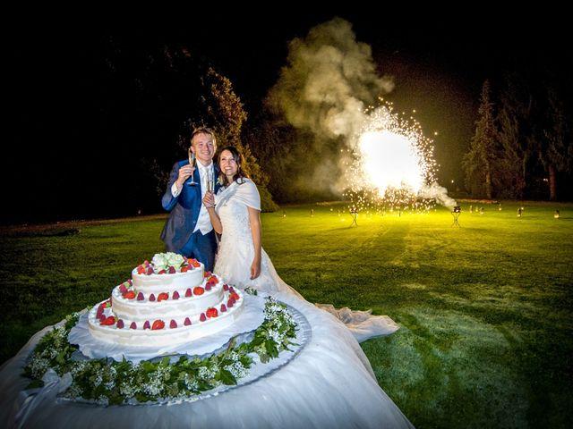 Il matrimonio di Frank e Viviana a Calco, Lecco 29