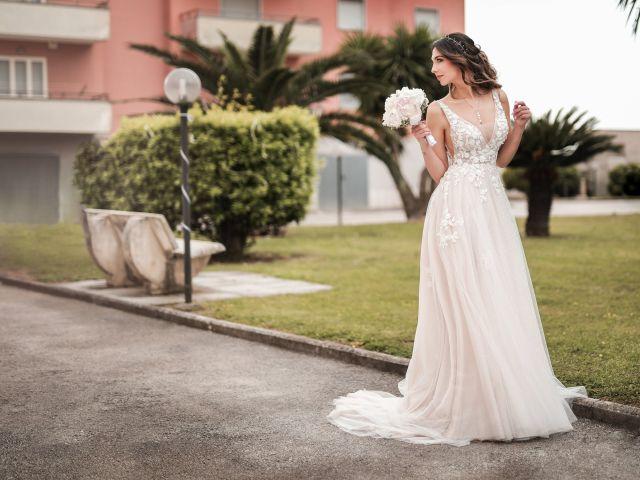 Il matrimonio di Umberto e Maria a Santa Maria Capua Vetere, Caserta 34