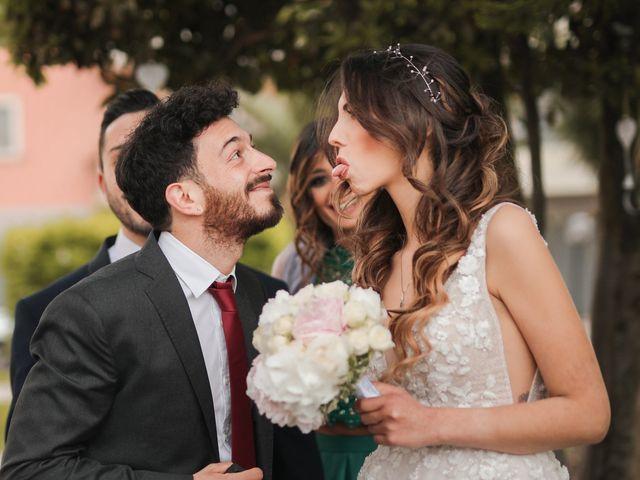 Il matrimonio di Umberto e Maria a Santa Maria Capua Vetere, Caserta 37