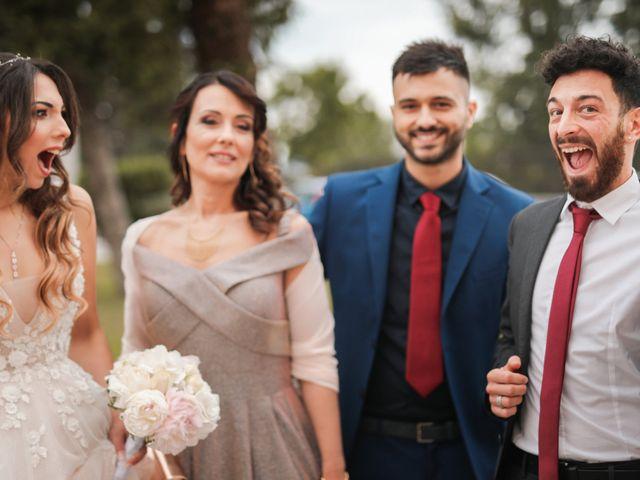 Il matrimonio di Umberto e Maria a Santa Maria Capua Vetere, Caserta 40