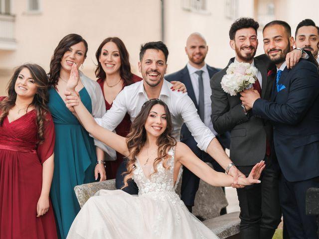 Il matrimonio di Umberto e Maria a Santa Maria Capua Vetere, Caserta 43