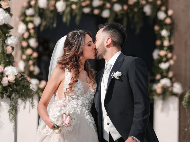 Il matrimonio di Umberto e Maria a Santa Maria Capua Vetere, Caserta 77