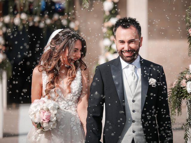 Il matrimonio di Umberto e Maria a Santa Maria Capua Vetere, Caserta 78