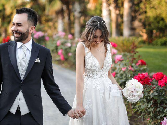 Il matrimonio di Umberto e Maria a Santa Maria Capua Vetere, Caserta 90