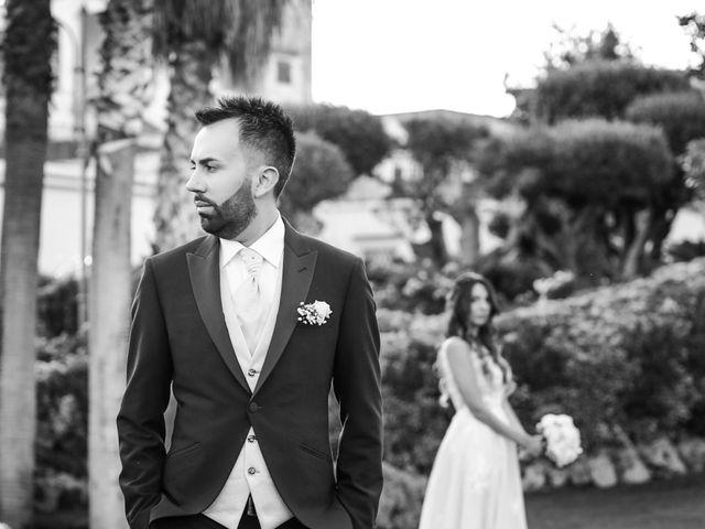 Il matrimonio di Umberto e Maria a Santa Maria Capua Vetere, Caserta 104