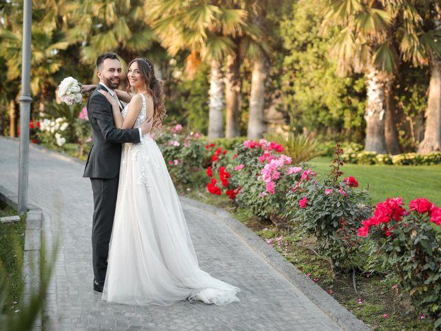 Il matrimonio di Umberto e Maria a Santa Maria Capua Vetere, Caserta 106