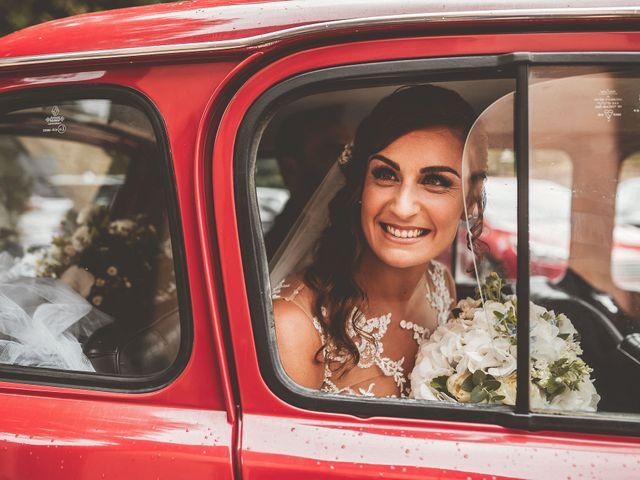 Il matrimonio di Luca e Chiara a Frascati, Roma 17