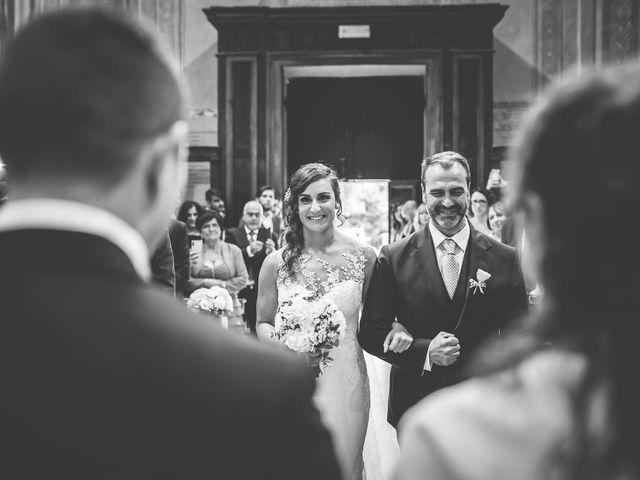 Il matrimonio di Luca e Chiara a Frascati, Roma 18