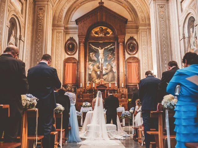 Il matrimonio di Luca e Chiara a Frascati, Roma 20